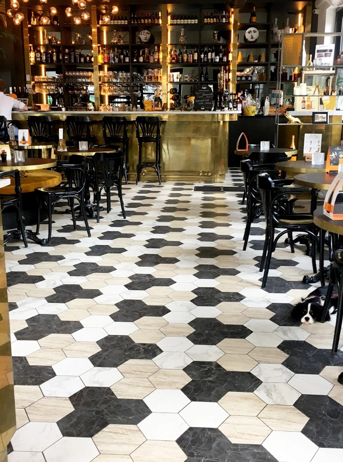 creative tile patterns with basic