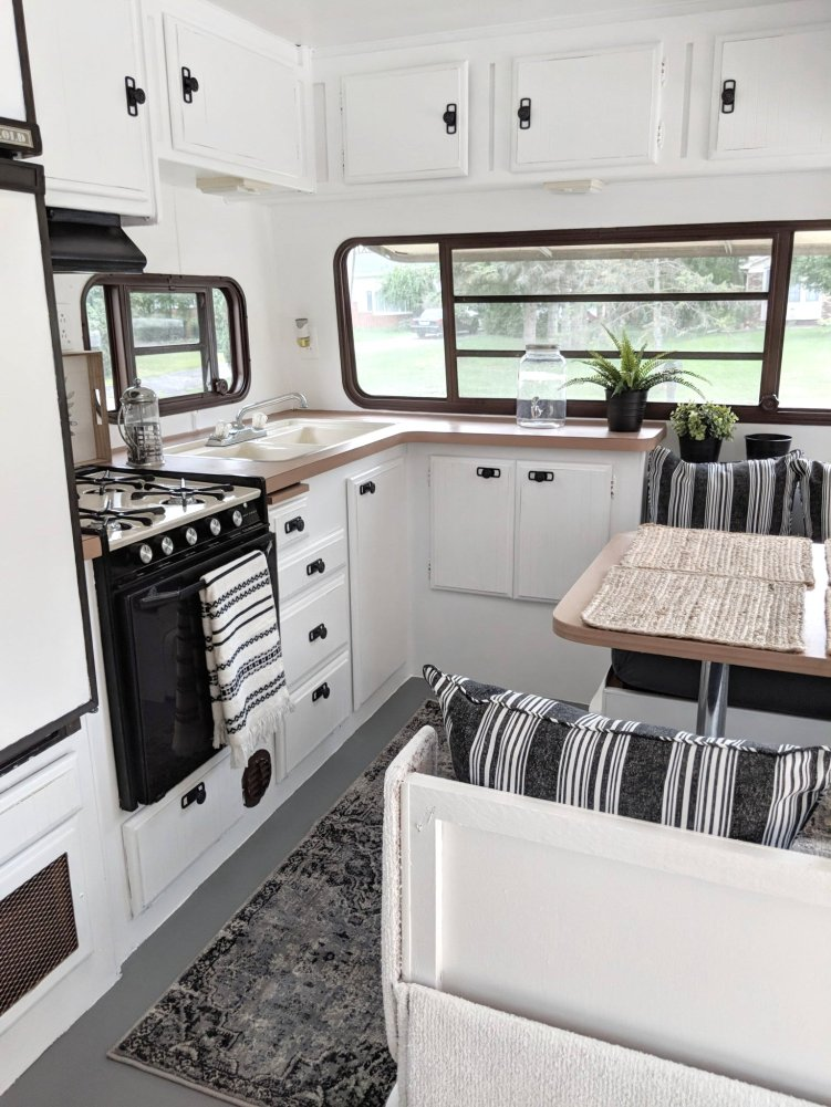 Noteworthy Trailer Renovations | Centsational Style