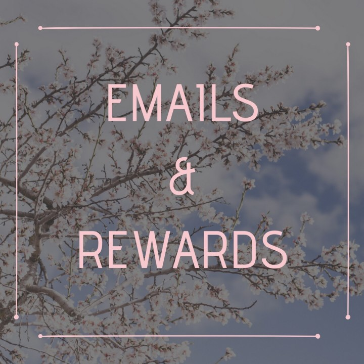 Emails & Rewards