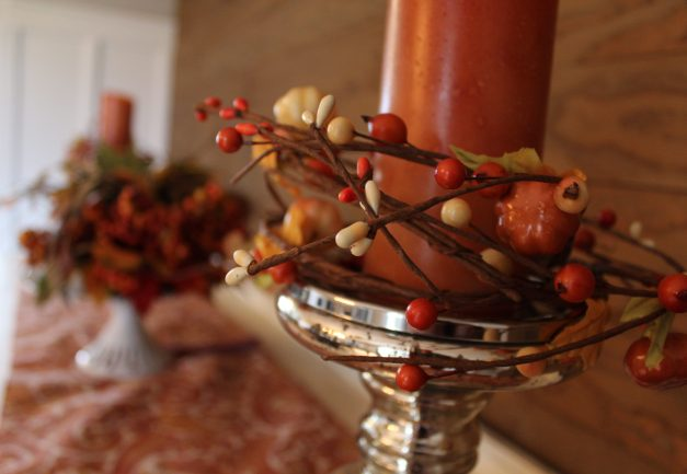 Fall Decorations at CentsibleChateau.com
