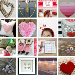 24 DIY Valentine's Day Projects: Gifts, Crafts, and Decor
