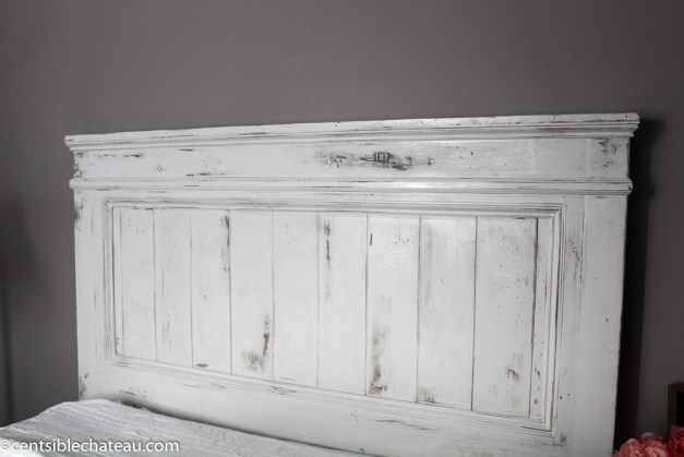 How to Build a Farmhouse Style Headboard- Queen Size Printable Instructions