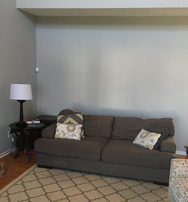 One Room Makeover Week One