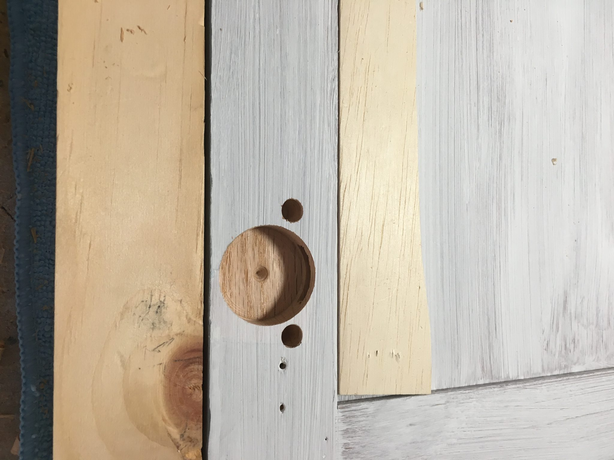 How to Install Concealed Hinges on Cabinet Doors