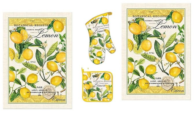 farmhouse lemon decor centsiblechateau.com
