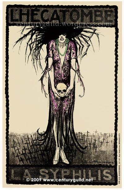 Syphilis, 1918