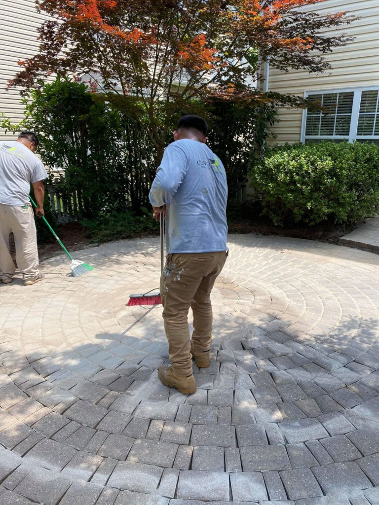 Concrete Stain Removal Services in Davidson NC