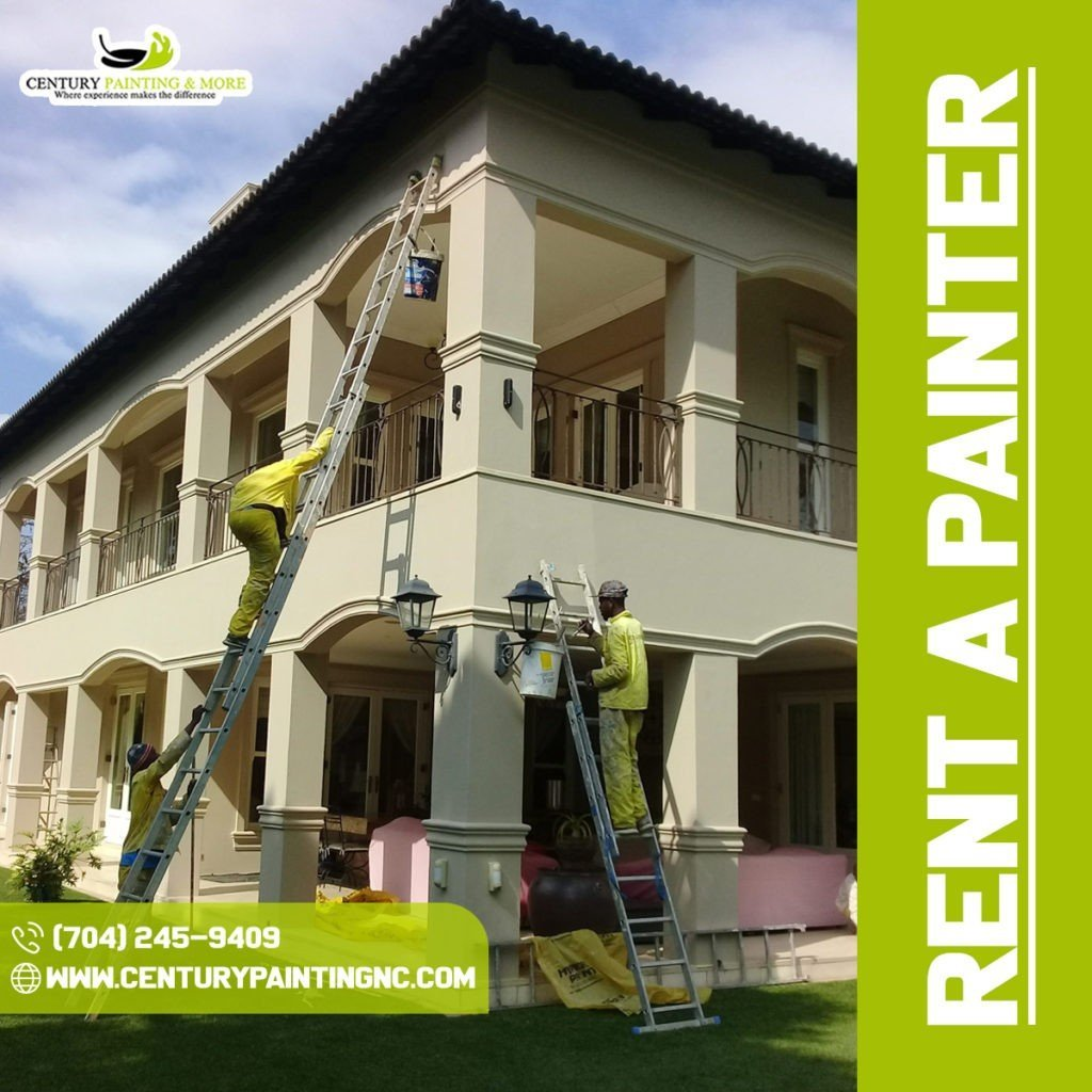 Hire best painters in charlotte Nc