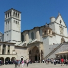 Basilica of St Francis in Assisi