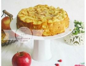 Gâteau aux pommes et aux poires de Weight Watchers
