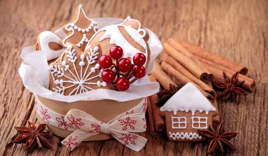 Cookies de Noël, biscuits décorés