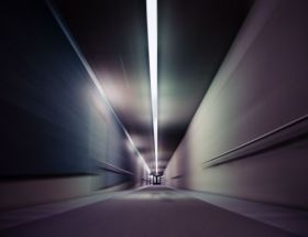 couloir d'immeuble