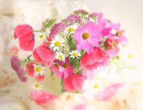 Le bouquet du dimanche #9 : un peu de tout, de rien et surtout un petit bouquet à partager en toute amitié pour célébrer le week-end :)