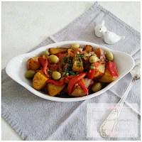 Pommes de terre au piment