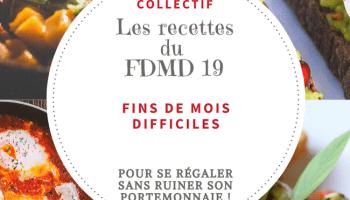 Recettes Fins de Mois Difficiles : #FDMD édition 19