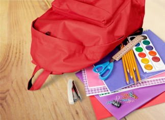 Back to School, Education, School Supplies.