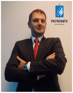 Konrad Mikołajko Head of Support Patron FX