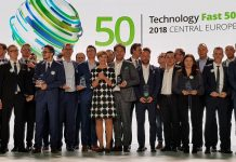 Deloitte Technology Fast 50 Central Europe