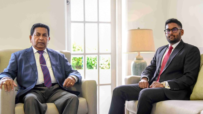 Honoring the Past, Making the Most of the Present and Planning for the Future – Gamini & Hasanga Jayaratne