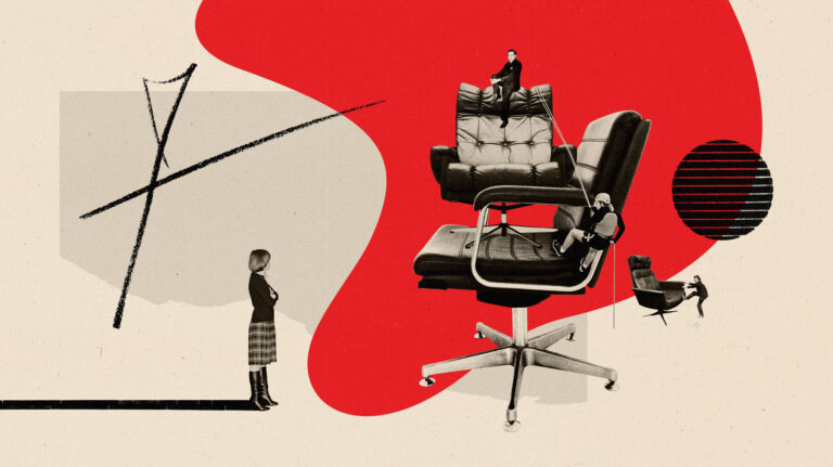 Research: Only 10% of Joint Venture Board Members Are Women