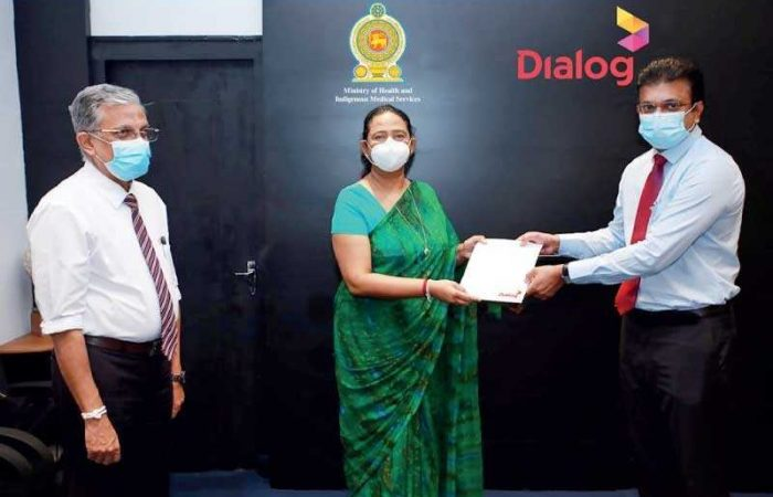 Health Ministry and Dialog Axiata enable high-speed robotic PCR testing at BIA