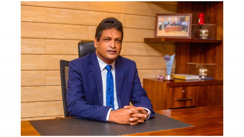 Leading with Empathy, Winning with Change – Ajith Pieris, General Manager & Chief Executive Officer of National Savings Bank