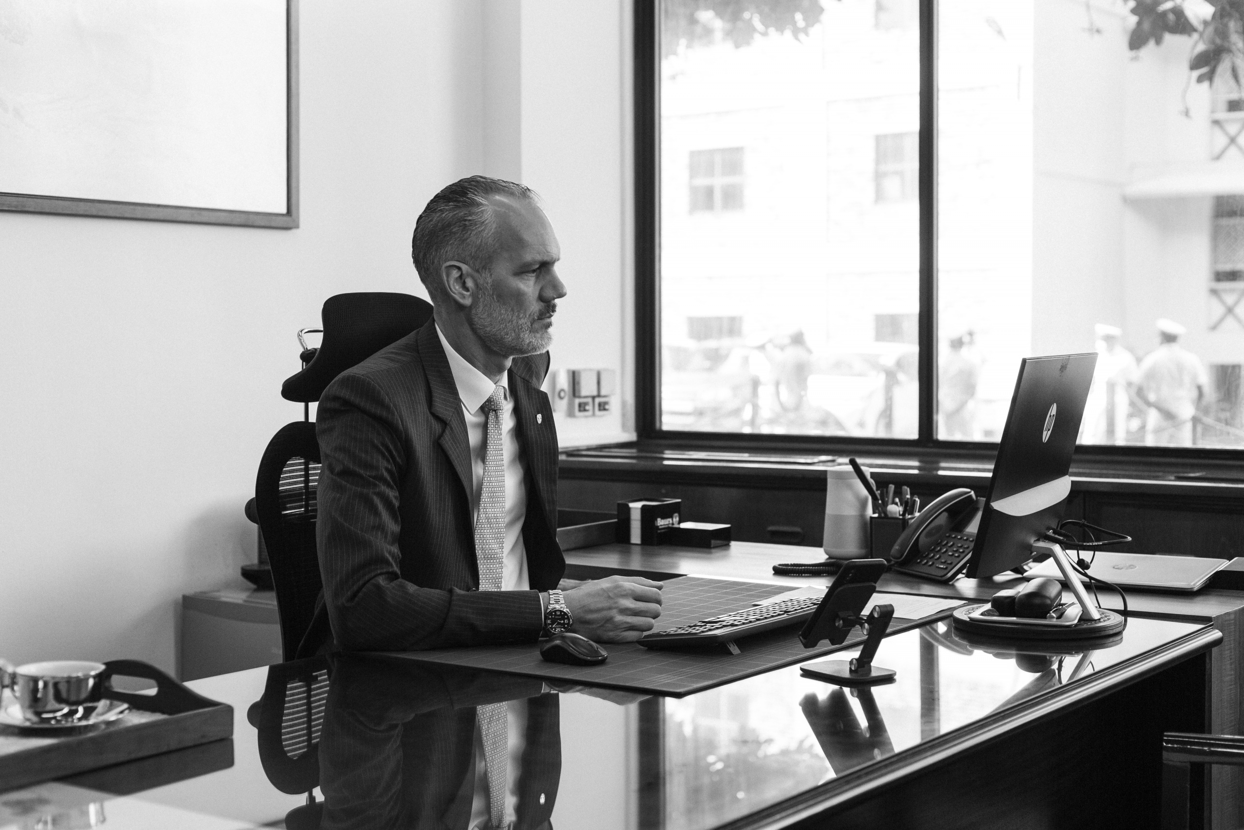 Athletic Visionary Tasked to Continue a Legacy – Rolf Blaser, Chief Executive Officer of A. Baur & Co. (Pvt.) Ltd.