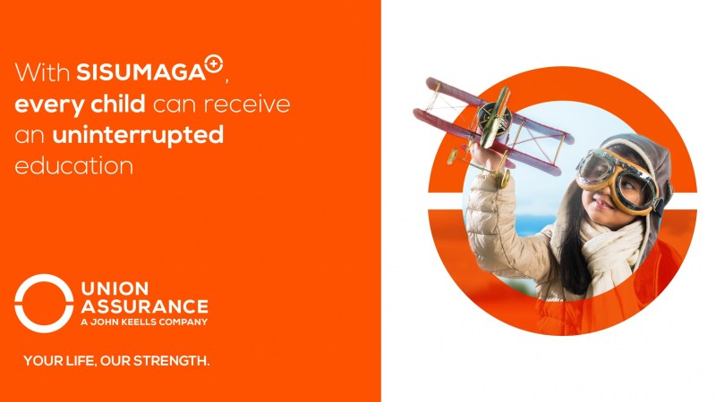 Secure your Child's Future with Sisumaga+ from Union Assurance this Children's Day