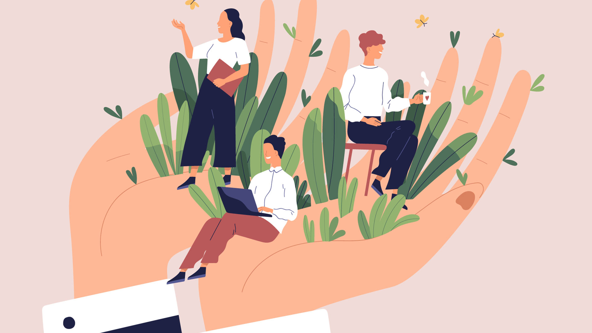 7 Strategies to Improve Your Employees' Health and Well-Being