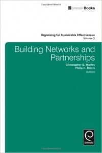 Building Networks and Partnerships for Sustainability