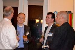 Thomas Shepard, Scott Geary, Tad Digman, and David Sawaya