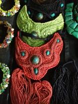 African Ark Jewellery Bibs from Nepal