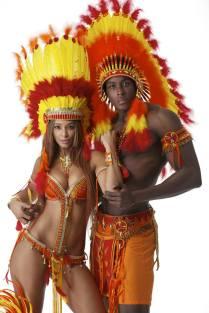 Tribal Warrior BL & Male