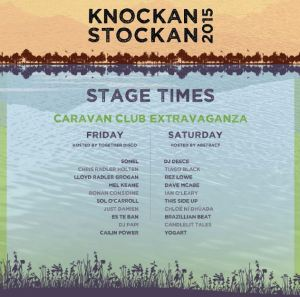 knockanstockan stage times three