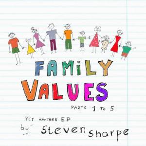 Steven Sharpe Family Values