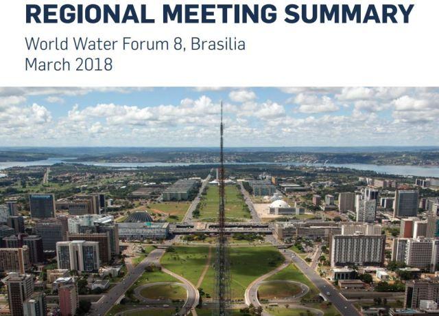 World Water Forum mtg summary