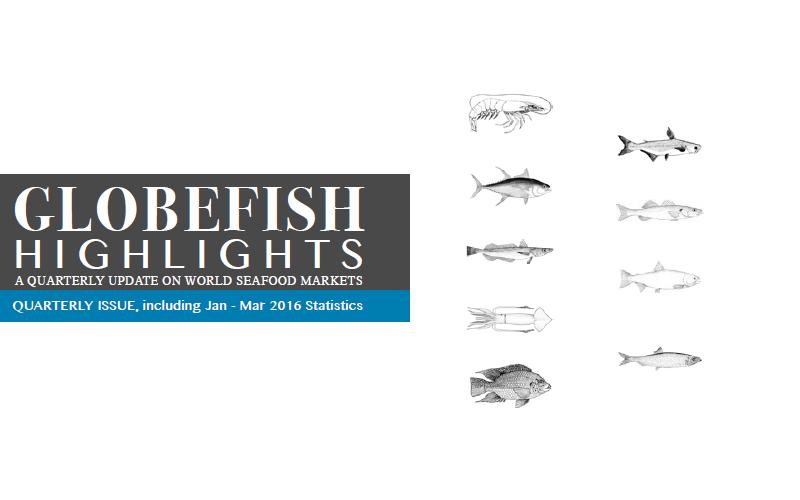 El comercio mundial de pescado cae por segundo año consecutivo