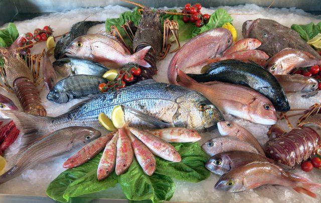 El consumo de pescado crece a un ritmo más rápido que la población mundial