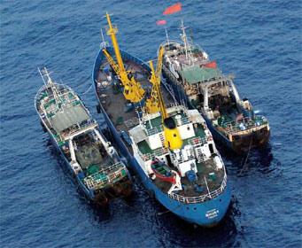 La pesca ilegal genera hasta 23.000 millones de dólares al año
