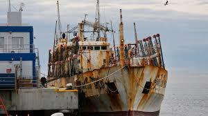 Uruguay: marcha contra permiso a pesqueros chinos y en repudio a 'falta de información'