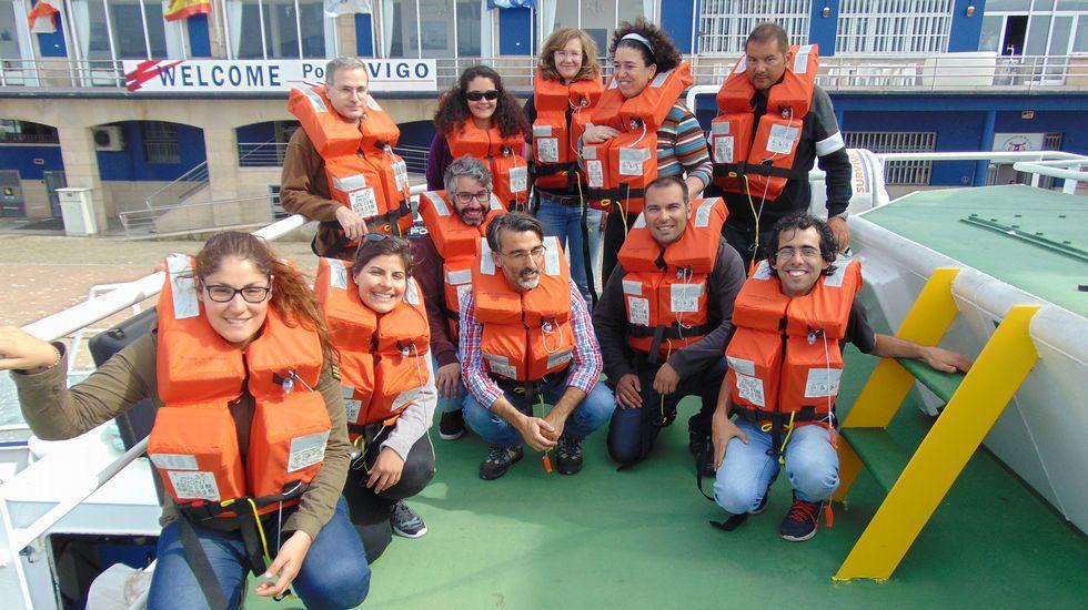 Vigo lidera una campaña para evaluar la contaminación por microplásticos