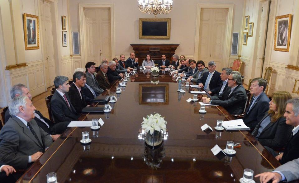 Lo que dejó la reunión con Macri