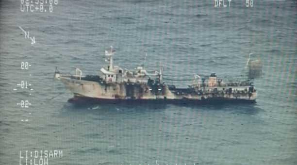 La UE actualiza el listado de buques sospechosos de pesca INDNR