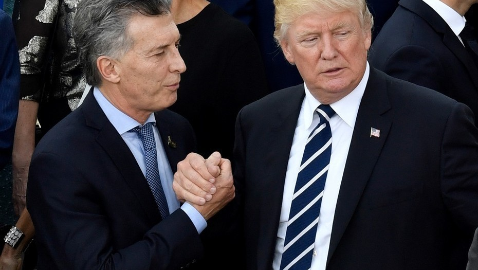 Trump repuso beneficios para que Argentina exporte a Estados Unidos