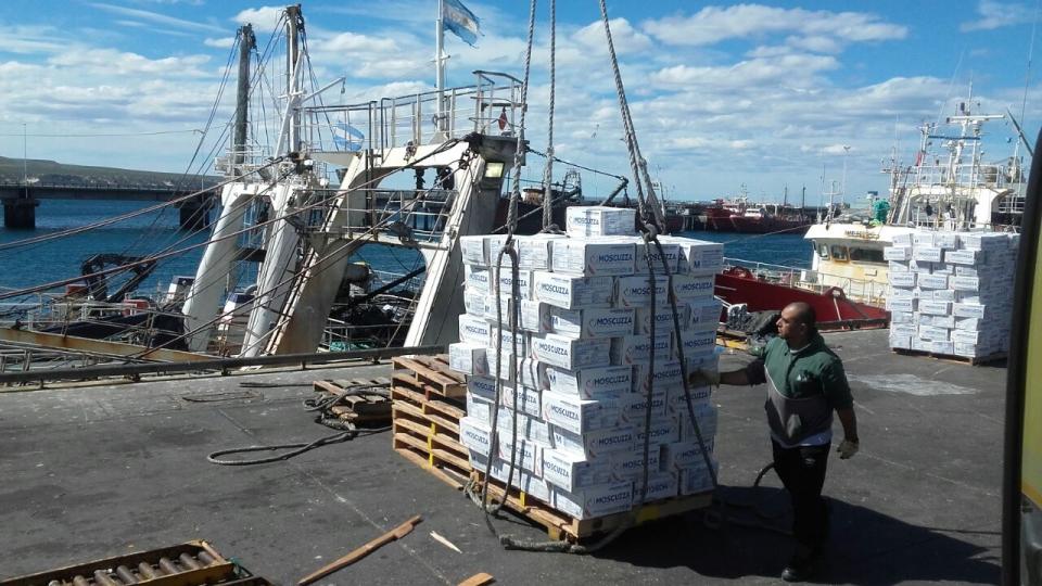 China redujo aranceles para la importación de langostino