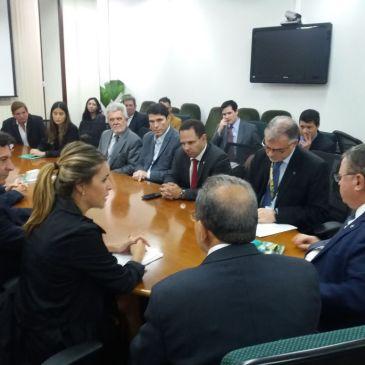 CEPA participó de misión oficial para el reingreso del langostino argentino a Brasil