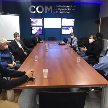 Empresas pesqueras realizan donación para efectuar 10.000 test por Covid-19 en Mar del Plata