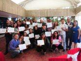 Entrega de Certificados INCES