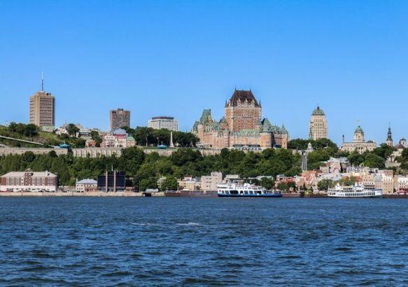 Город Квебек.