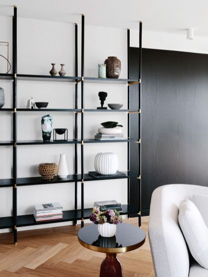 15 Stylish And Clever Living Room Storage Ideas intended for [keyword